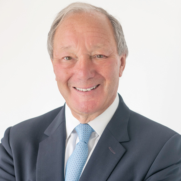 Michael Abrahams CBE DL, Chairman of the Trustee of the Prudential Staff Pension Scheme